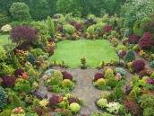 poze imagini gradini cu flori primavara vara toamna 4