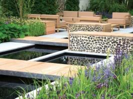 amenajari gradini moderne loc sedere