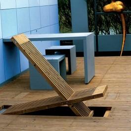 amenajari gradini moderne mobilier