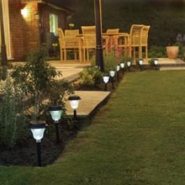 pitici de iluminat pentru gradina