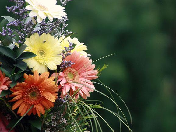 flori rustice de mireasa