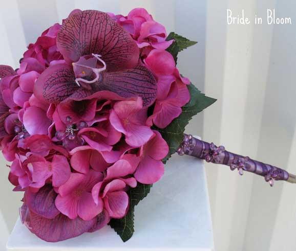 orhidee rosii flori